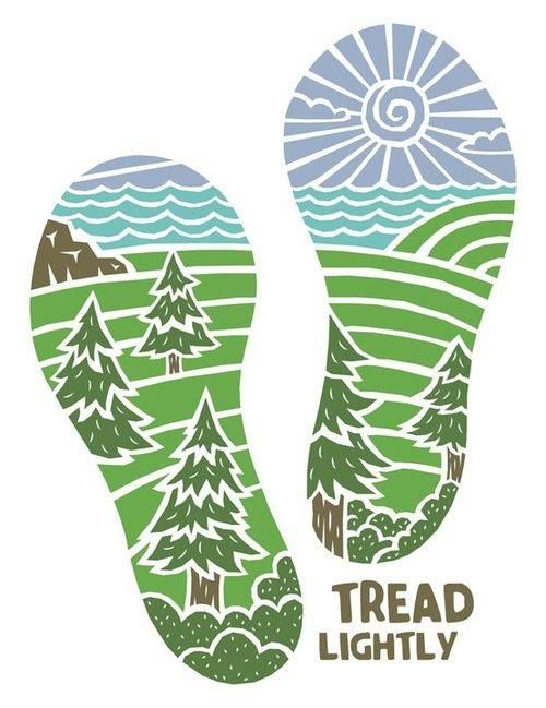 Leave no trace! www.tentree.com