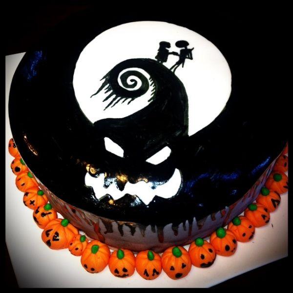 106 best jack cakes images on Pinterest   Christmas wedding cakes ...