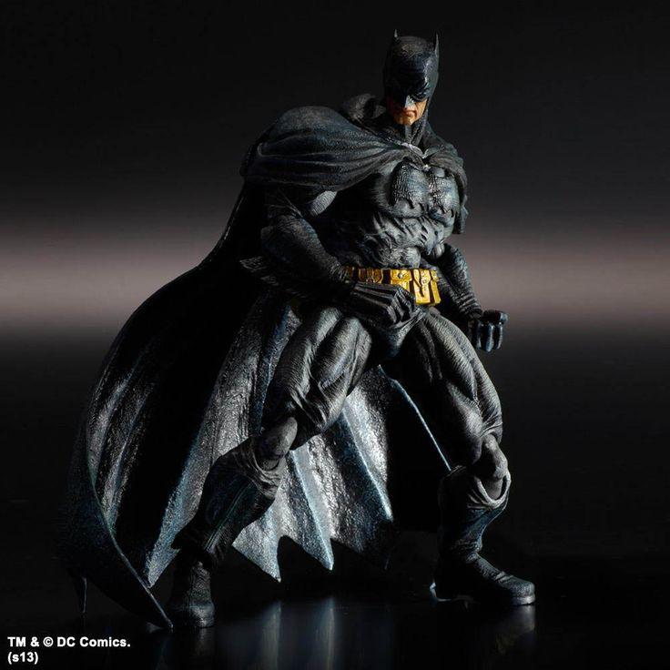 Famous Batman Arkham City Play Arts Kai Dark Knight Returns HD Image Wallpaper Download