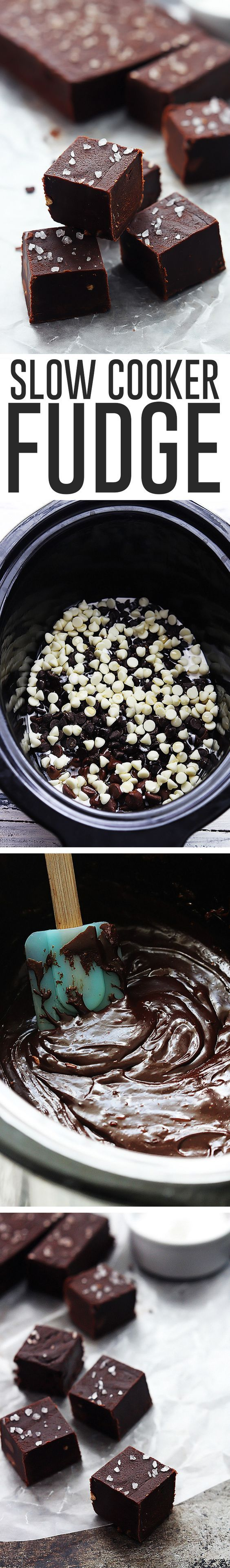 Easy crock pot candy recipes