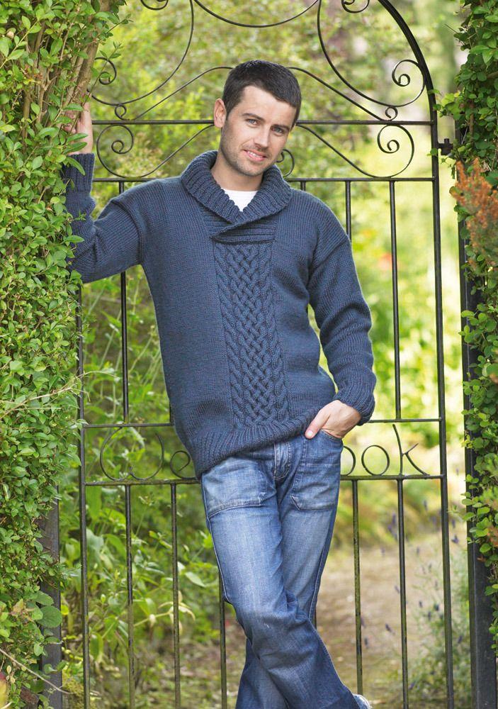 Sweater in Stylecraft Life Aran - 8394