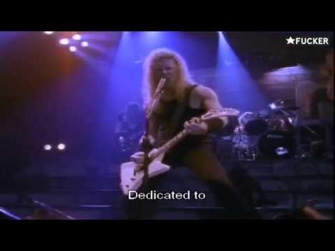 Metallica live in Seattle in 89' (Full Concert)