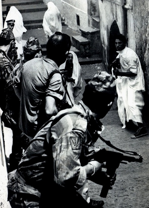 The Battle of Algiers (1965, dir. Gillo Pontecorvo)