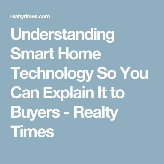 Smart Home Technologies: 17 Best Ideas About Smart Home Technology On Pinterest