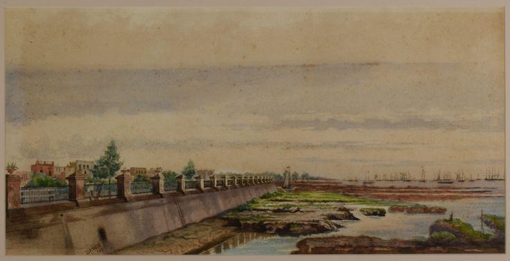 JA - Vista de Buenos Aires Atribuida a José Aguyari