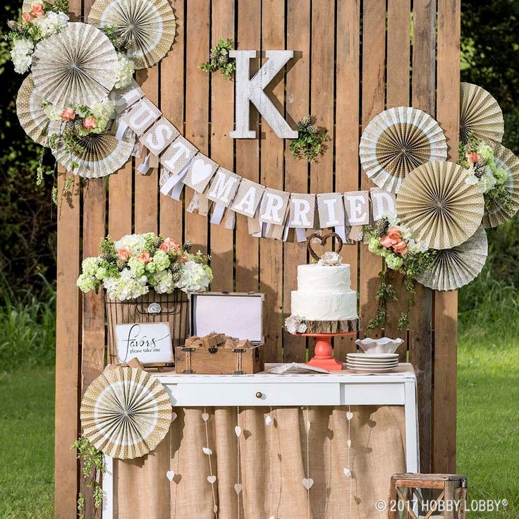 Hobby Lobby Wedding Ideas: 121 Best Rustic Wedding Decor Images On Pinterest