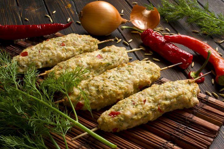 Колбаски гриль из курицы. Пошаговый рецепт с фото - Ботаничка.ru