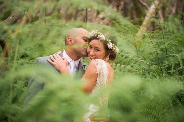 Gorgeous couple in the forest on Straddie   Stradbroke Island Photography stradbrokeislandphotography.com