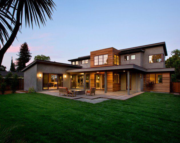 265 best Exterior Wood Finish images on Pinterest | Facades, Homes ...