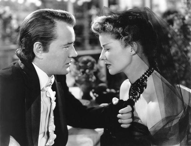 Song Of Love, From Left, Robert Walker, Katharine Hepburn, Photograph
