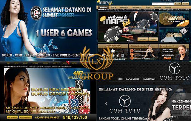 5 jenis judi online yang paling disukai    Lxgroup88  di artikel ini akan membahas tentang Permainan Judi Online paling disukai oleh masy...