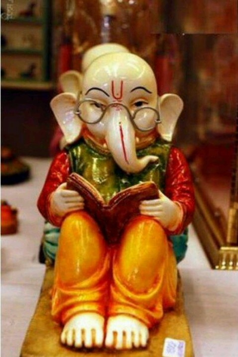 Gearing up for Ganesh Chaturthi peeps!
