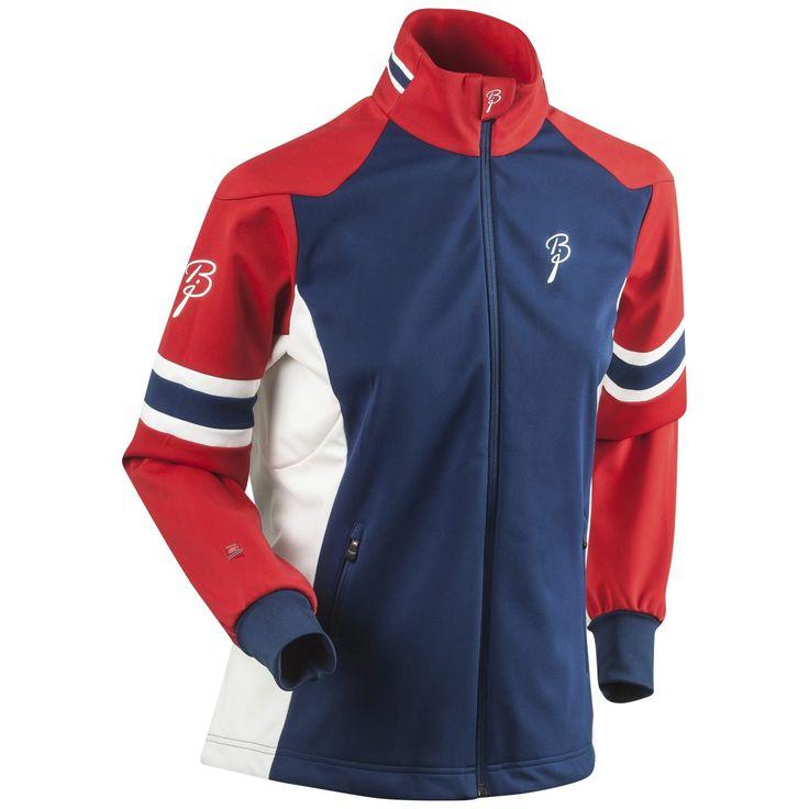 Nations Jacket, langrennsjakke dame