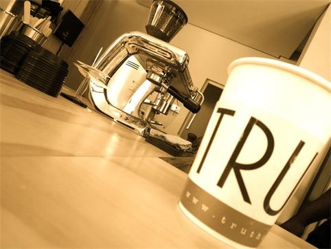 TRUTH Coffee Cult. They sometimes give away free coffee. OK, they often give away coffee #justsaying