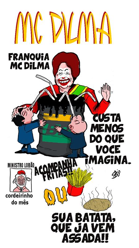 MC Dilma Feliz!