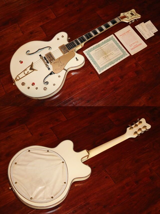 1962 Gretsch White Falcon