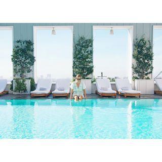 West Hollywood | Los Angeles (LA) Boutique Hotel | Mondrian Hotel