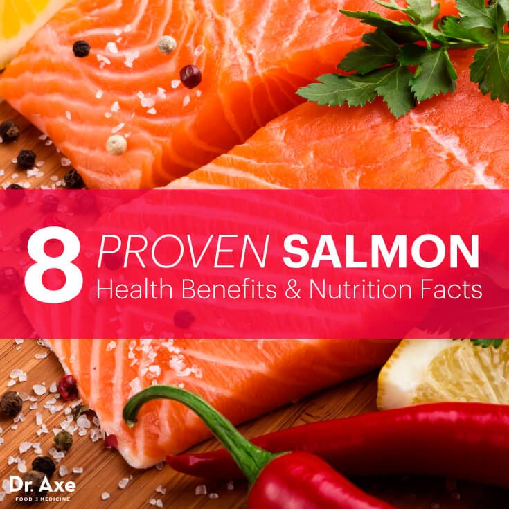 8 Salmon Nutrition Facts & Proven Benefits