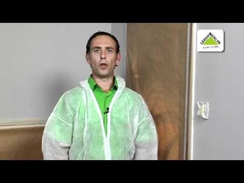 Cómo pintar con compresor (Leroy Merlin) - YouTube