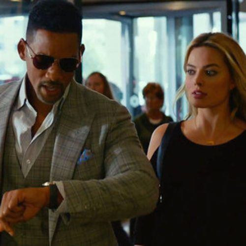 The sparks are flying between Will Smith and Margot Robbie—onscreen, that is! The first trailer f...