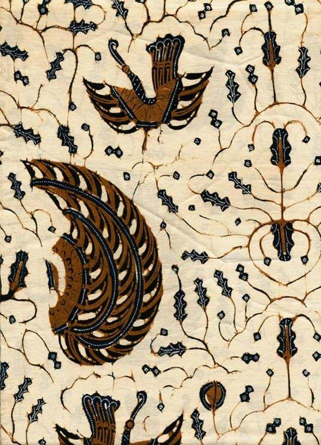 Gambar Batik Yogyakarta - motif Semen Sido Asih