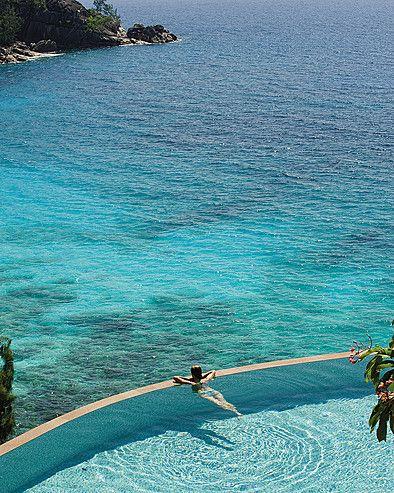 fourseasons, Seychelles. HELLO!