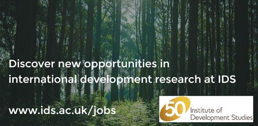 The Green Transformations Cluster at IDS is looking for a Research Fellow who can contribute to our understanding of the economics and/or politics of Green Transformations, which we define as structur...