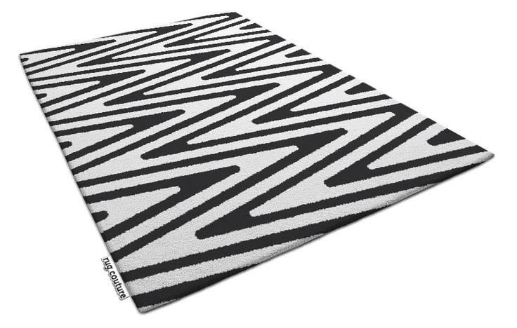 zagger rug - 2140825 | hand tufted luxury wool rug by the bespoke rug company