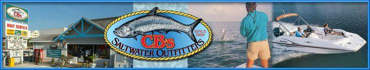 CB's Siesta Key Sarasota Fishing Tackle Shop CB Boat Rentals Fishing Charters