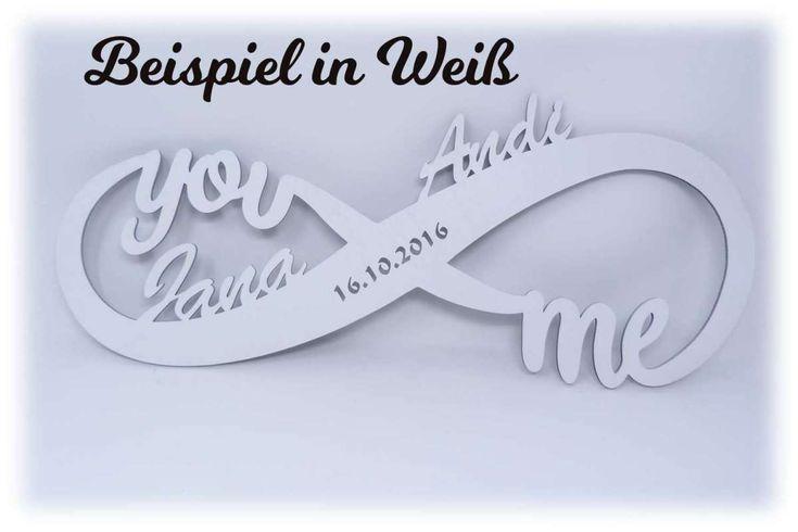 Hochzeit Jahrestag Leuchte – Unendlich – Geschenk für Verliebte 3d247a97021fcef2f8690de870aac647