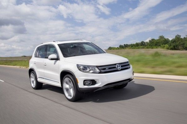 2014 Volkswagen Tiguan 4 Door Front Exterior View 600x399 2014 Volkswagen Tiguan Full Review With Images