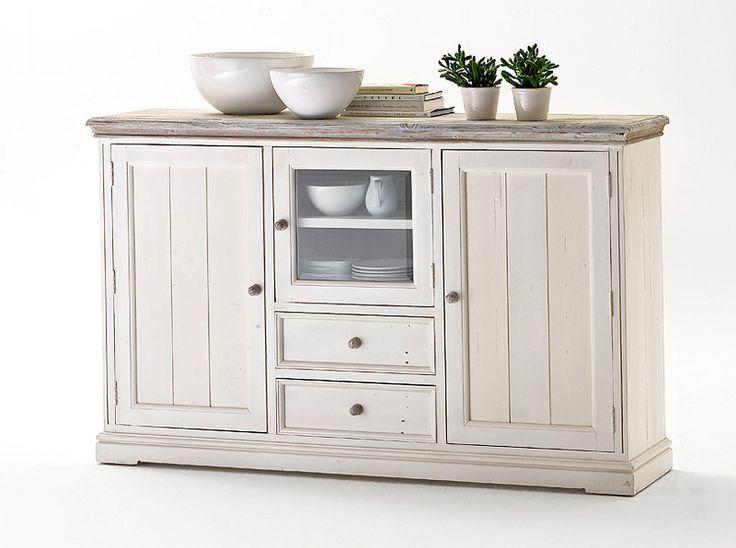34 best Meble rustykalne w białym kolorze images on Pinterest - landhausmöbel weiss wohnzimmer