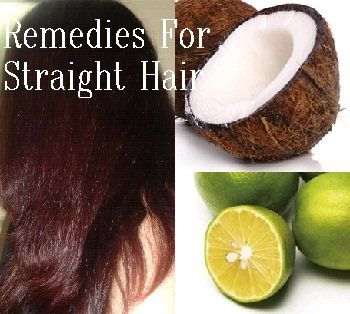 Find out how you can transform your extremely curly, coarse and rebellious hair into a beautiful shine and straight hair without any heat or chemical irritants. Follow any of these remedies religio...