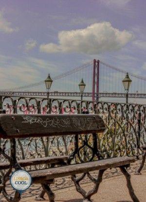 Lisboa Cool - Visitar -  Miradouro da Rocha de Conde de Óbidos