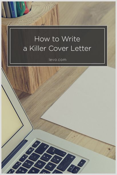 How To Type A Cover Letter For A Resume 66 Best Cover Letter Images On Pinterest  Cover Letters .