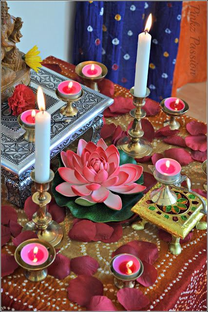 Indian Traditional D Cor Indian Home D Cor Traditional D Cor Desi D Cor Pooja D Cor