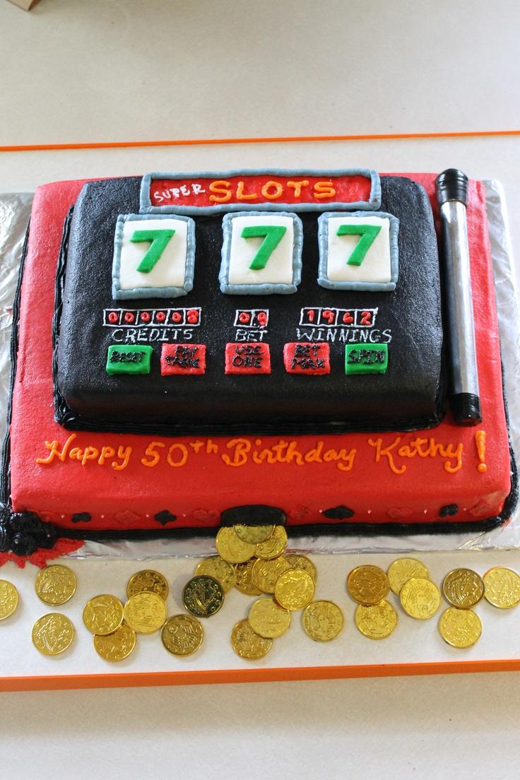 Best 25 Slot Machine Cake Ideas On Pinterest Poker Cake