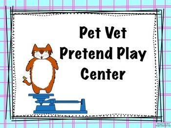 1000 Images About Vet Pretend Play On Pinterest