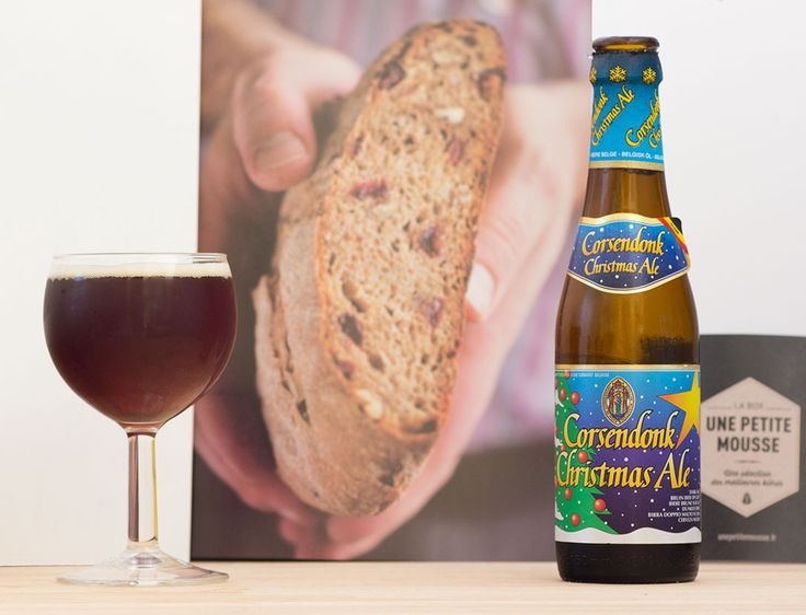 """Corsendonk Christmas Ale (Belgique) -grâce à""""Une petite mousse"""""""