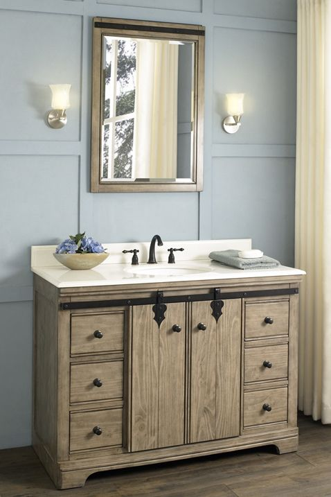 fairmont designs homestead vanity - Fairmont Vanities
