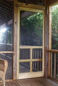 125 Best Images About Screen Doors And Security Doors On