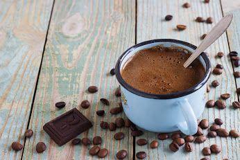 Dzień dobry. Czy u Was też śnieg? Jaką poranna kawę lubie najbardziej? klasyczną czy może z odrobiną czekolady lub kardamonu?