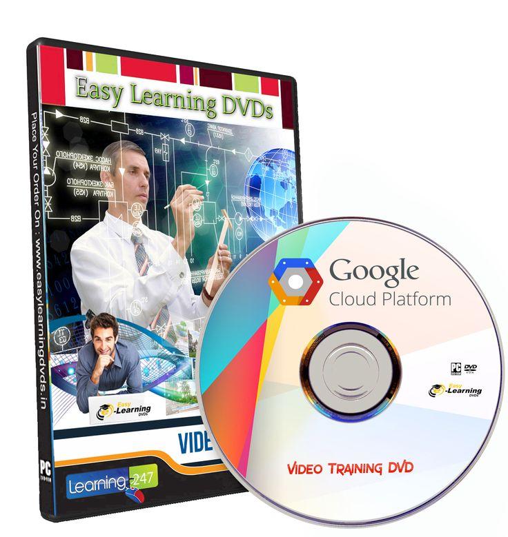 Google Cloud Platform Video Training Tutorial Course DVD