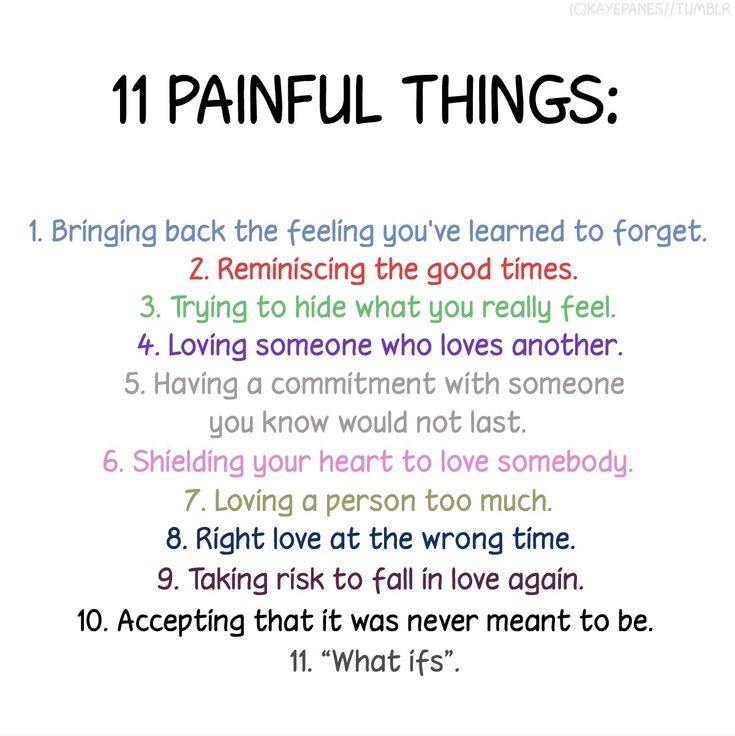 this is all the painful things that come along with all relationship's one always falls in love more than the other