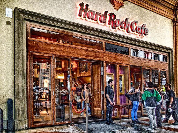 Hard Rock Cafe - Florence, Italy