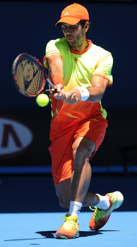 Fernando Verdasco, Aussie Open