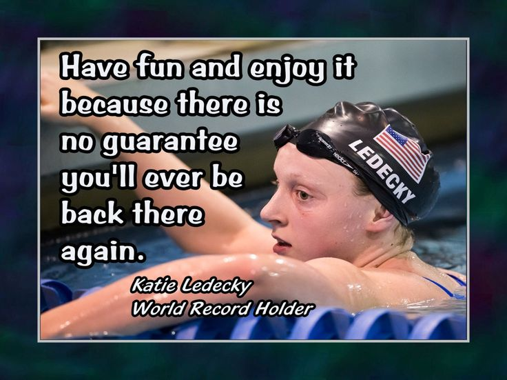"""Swimming Poster Katie Ledecky Olympic Swimming Champion Photo Quote Wall Art Print 8""""x11"""" Whatever Happens Happens - Free USA Shipping by ArleyArtEmporium on Etsy"""