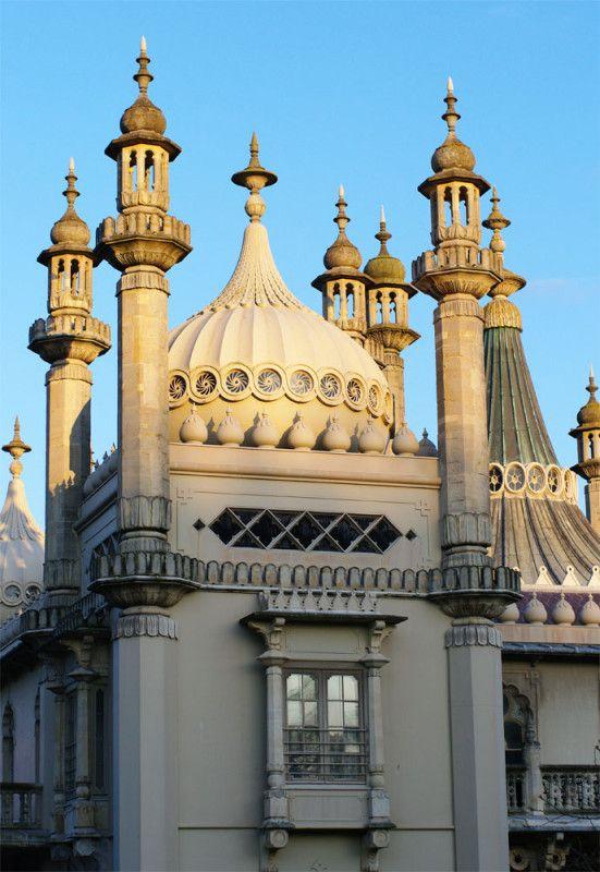 Royal Pavilion, Brighton, sussex