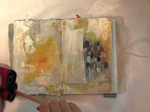 Donna Downeys Inspiration Wednesday Video using her new Stencils!