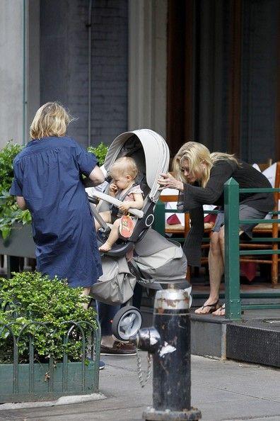 Alexis Stewart Photos - Martha Stewart Visits the Grandkids on Mother's Day - Zimbio